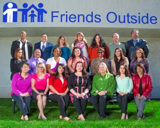 Friends Outside Administrative Staff